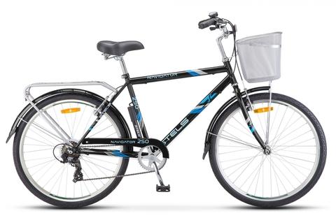 Велосипед Stels Navigator-250 Gent серый