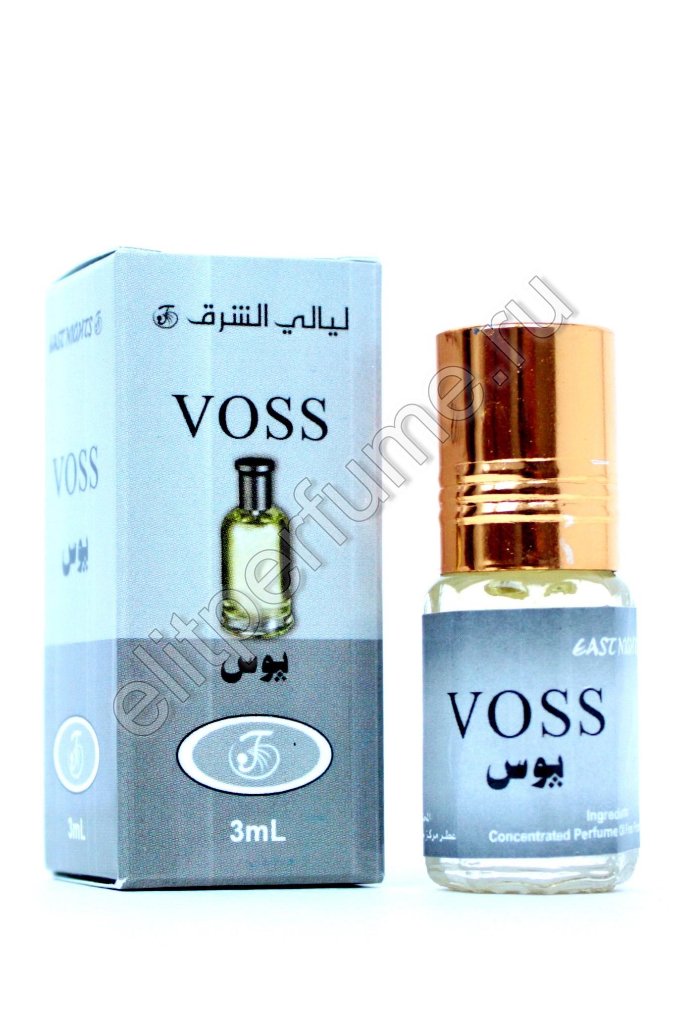 Voss Восс 3 мл