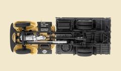 ZIL-164A board sand-gray DIP 1:43