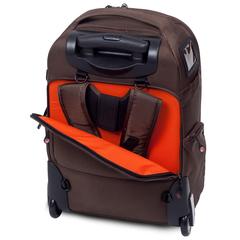 Фоторюкзак на колесах NEST Athena A100 (Brown)