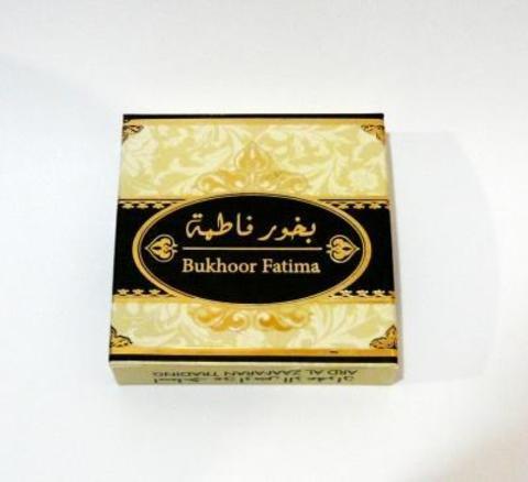 Бахур Bakhoor Fatima 40гр