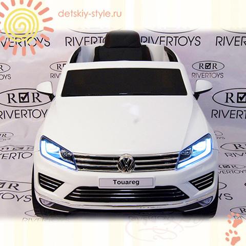 "Электромобиль River Toys ""Volkswagen Touareg"""
