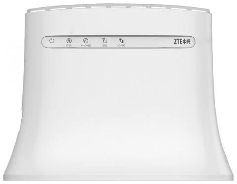 ZTE MF283 3G/LTE WiFi роутер (Оригинал) белый