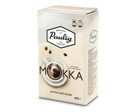 Paulig Mokka, 450 г
