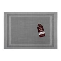 Салфетка сервировочная «Геометрия» металлик 30х45 см