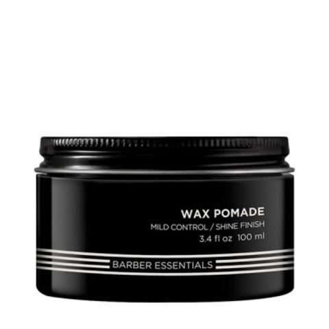 Redken Brews: Помада-воск для мужских волос (Wax Pomade), 100мл