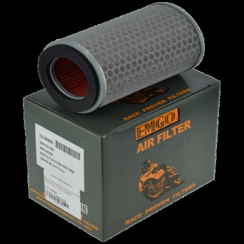 Фильтр воздушный для мотоцикла Honda CB400SF 99-16, Emgo 12-90592