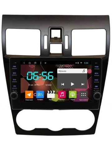 Головное устройство для Subaru XV 2015+ Android 10 4/64GB IPS DSP 4G  модельCB-1208T9