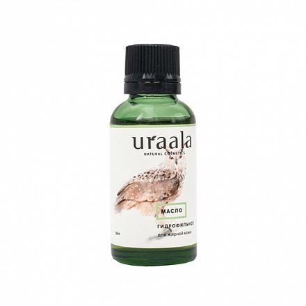 Масло гидрофильное, для жирной кожи URA'ALA, 30 мл