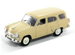 Moskvich-423N beige 1:43 DeAgostini Auto Legends USSR #20