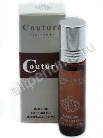 Couture pour Homme 10 мл арабские масляные духи от Фрагранс Ворлд Fragrance world