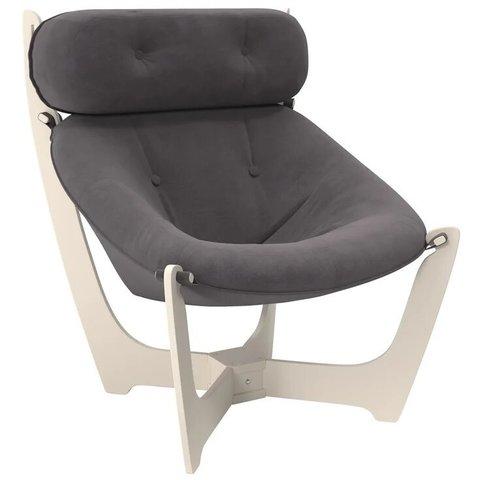 Кресло для отдыха Комфорт Модель 11 дуб шампань/Verona Antrazite Grey