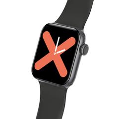 Смарт часы Smart Watch IWO 15 + доп. спортивный ремень