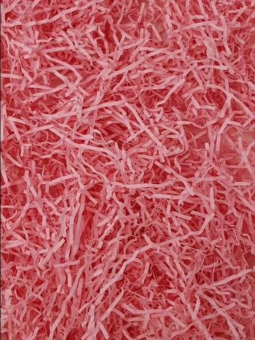Бумажный наполнитель Розовый, 50 гр