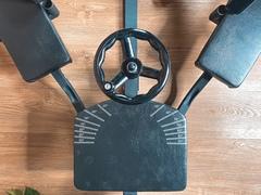 Тренажер для растяжки ног на шпагат