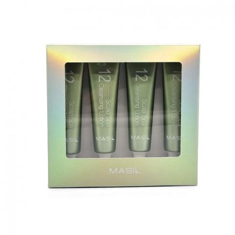 Masil 12 Scalp Spa Cleansing Lotion очищающий лосьон для кожи головы