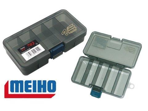 Коробка рыболовная Meiho Versus VS-702 Black