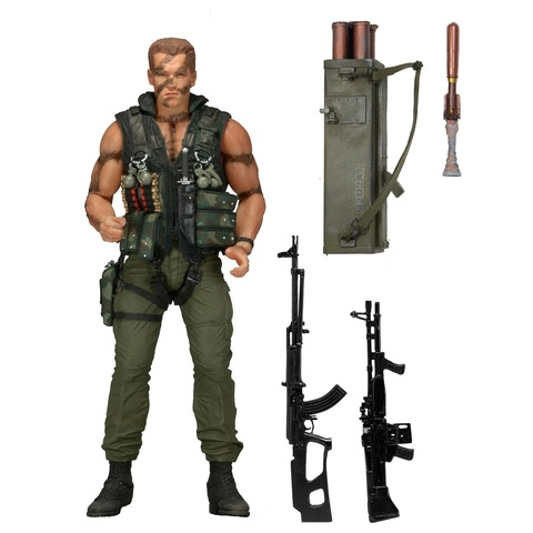 Фигурка Commando John Matrix 17 см