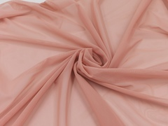 Эластичная сетка, сухая роза, (Арт: ES-1101)