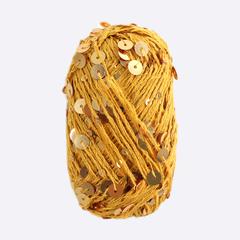 Желтый с золотым / 54219