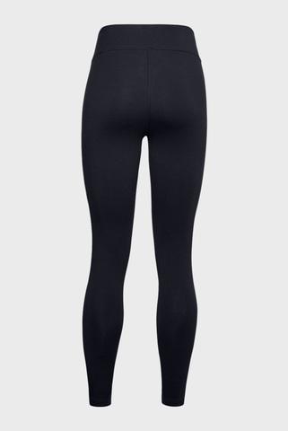 Женские черные тайтсы UA Favorite Legging Hi Rise Under Armour