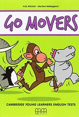 Go Movers Student's Book +CD