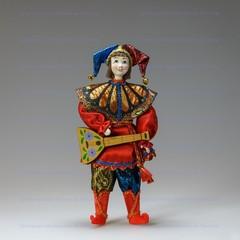 Кукла Скоморох