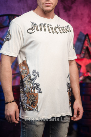 Футболка WAR  Affliction EXCLUSIVE T014