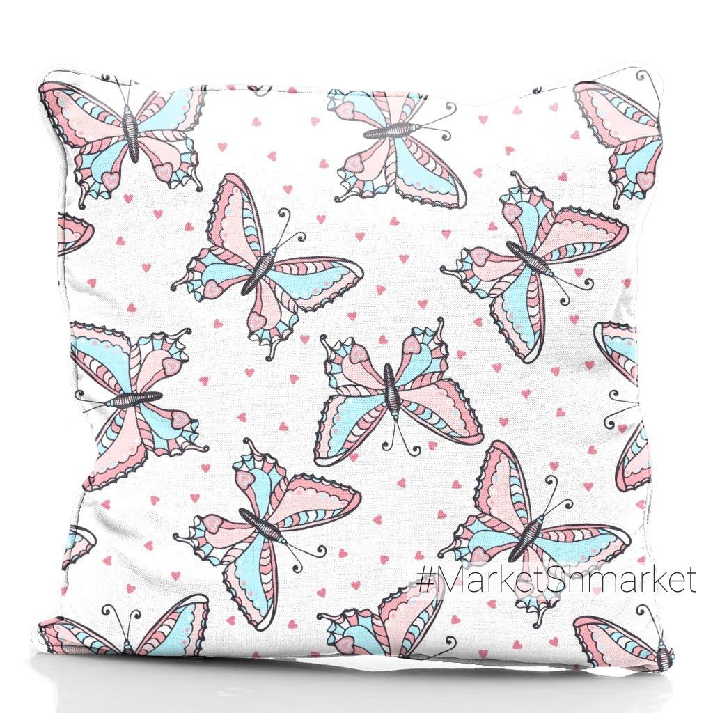 Нежные бабочки