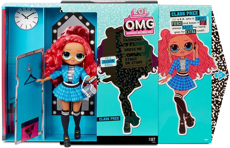 Кукла MGA Entertainment LOL Surprise OMG 3 Series - Class Prez, 567202