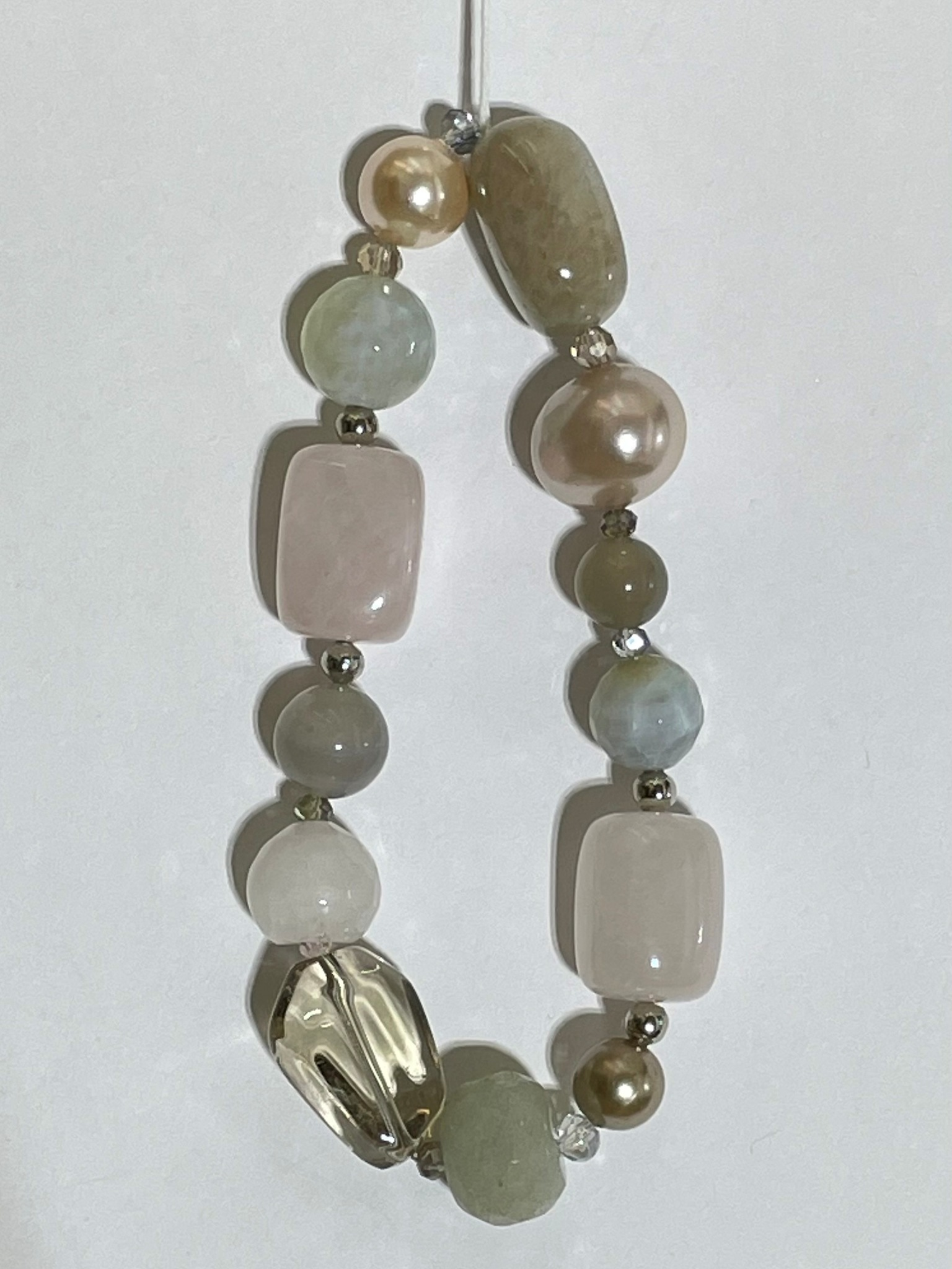 8008-морг (браслет из натуральных камней)