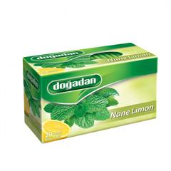 Çay \ Чай \ Tea Doğadan nanə-limon (20 əd)