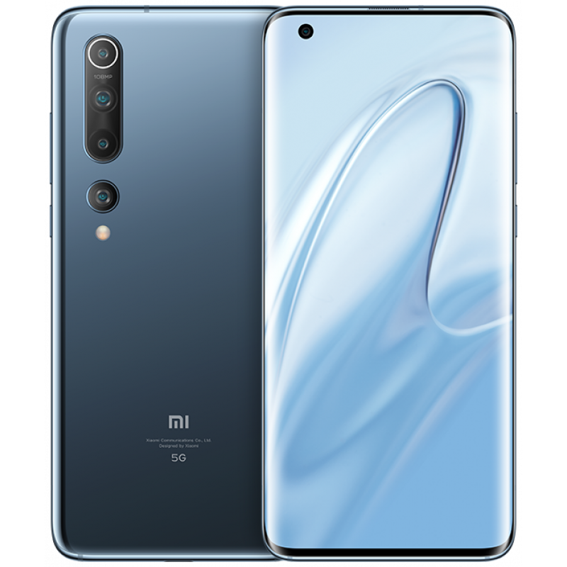 Mi 10 Xiaomi Mi 10 12/256GB Titanium Silver-Black (серый) grey1.png