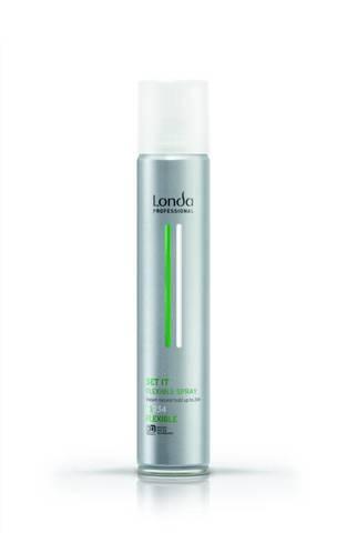 Лак для волос нормальной фиксации SET IT Londa 500мл