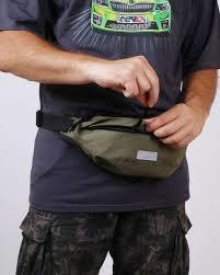 Поясная сумка Anteater Minibag Haki