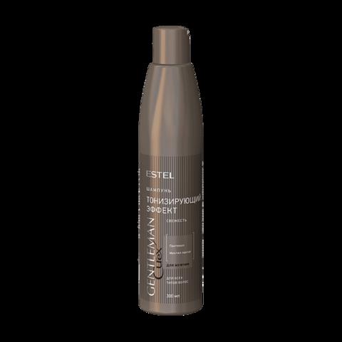 Шампунь тонизирующий для волос CUREX GENTLEMAN, 300 мл