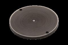 Притирочная плита канавочная 150 мм