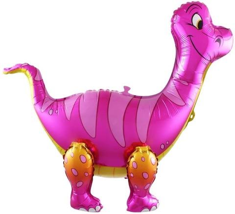 Ходячий шар Динозавр Брахиозавр