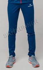 Женские лыжные брюки NordSki Premium Patriot