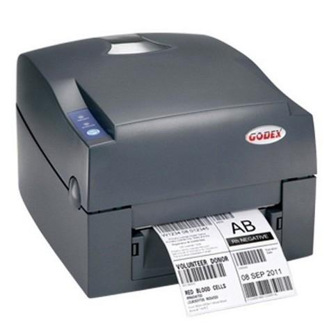 Принтер печати этикеток GODEX G500U, USB (Термо+термотрансферный)