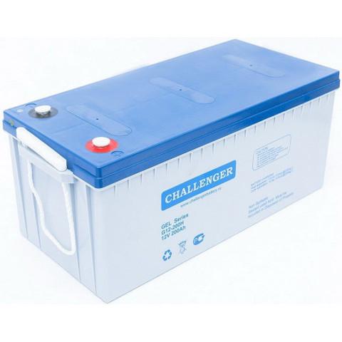 Аккумулятор CHALLENGER GEL G12-200