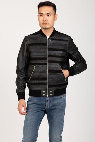 Куртка кожаная L-ROGER JACKET Diesel
