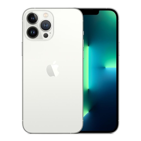 iPhone 13 Pro Max, 512 гб, серебристый
