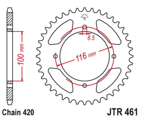JTA461