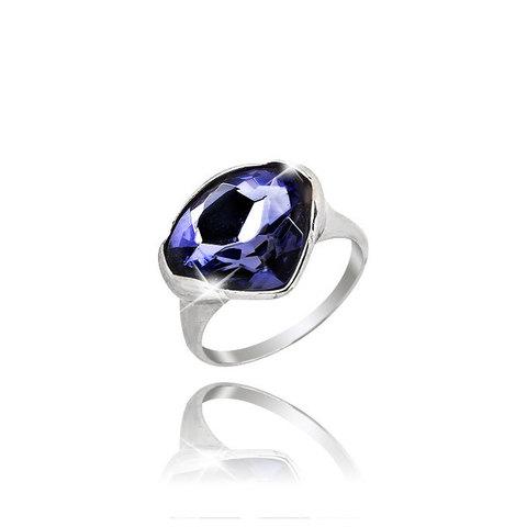 Кольцо под серебро