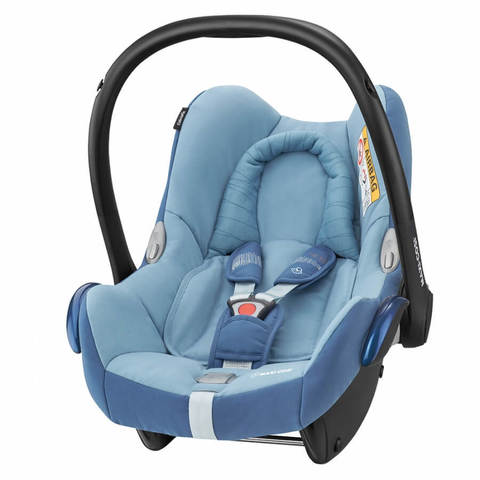 Автокресло Maxi-Cosi CabrioFix Frequency Blue