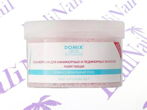 DGP Соль морская размягчающая для маникюрных и педикюрных ванночек, 500 гр
