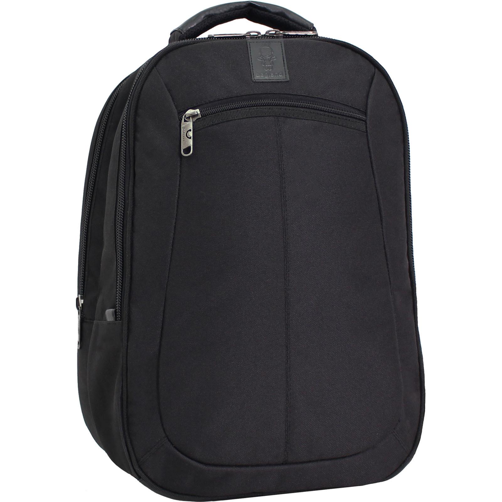 Рюкзаки для ноутбука Рюкзак для ноутбука Bagland Рюкзак под ноутбук 536 22 л. Черный (0053666) IMG_9942.JPG