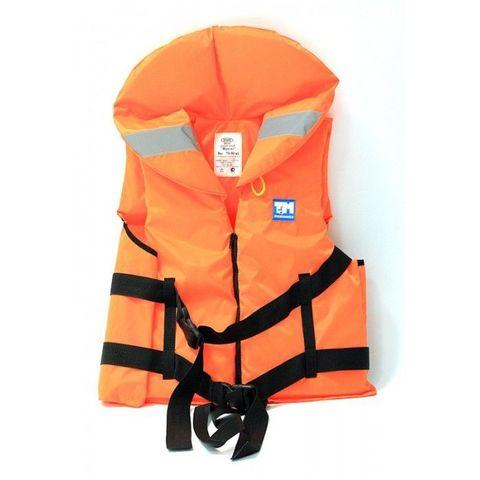 Жилет спасательный Фрегат 110+ кг, оранжевый