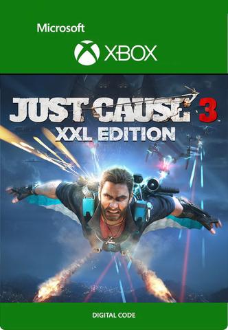Just Cause 3: XXL Edition (Xbox One/Series S/X, цифровой ключ, русская версия)